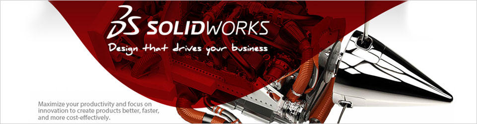 Authorized Reseller & Distributor of SOLIDWORKS 3D CAD